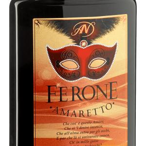Amaretto Ferone Petaca Plástico 35 cl
