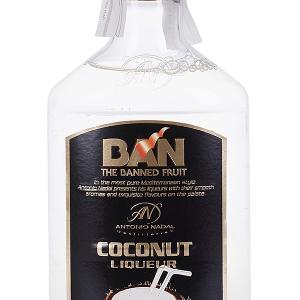 Licor Coco Petaca Plástico 35cl