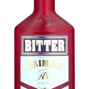Bitter Caimán Petaca Plástico 35 cl