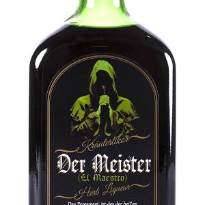 Licor El Maestro Der Meister 70cl