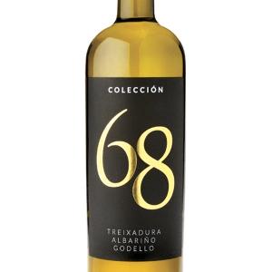 Viña Costeira Colección 68 Blanco 75cl