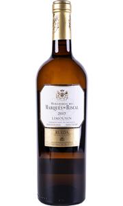 Marqués de Riscal Limousin Blanco 75cl