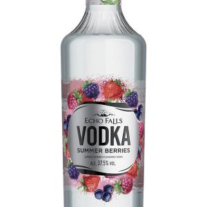 Vodka Echo Falls Summer Berries 70cl