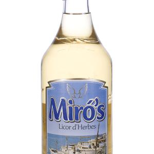 Anís Herbes Miro's 1 Litro