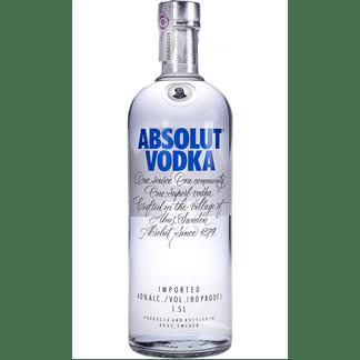 Vodka Absolut Azul 150cl