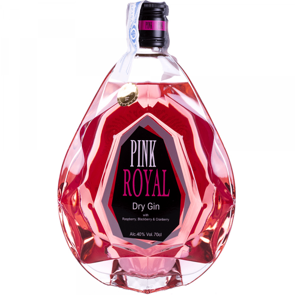 Gin Pink Royal Dry 70cl