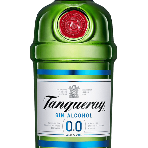 Gin Tanqueray 0,0% Sin Alcohol 70 cl