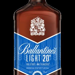 Whisky Ballantines Light 20º 70cl