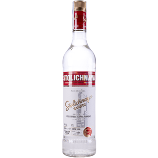Vodka Stolichnaya 70cl