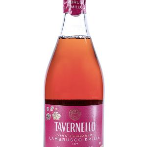 Lambrusco Tavernello Rosado 75cl