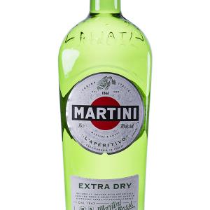 Vermut Martini Blanco Seco 1 Litro