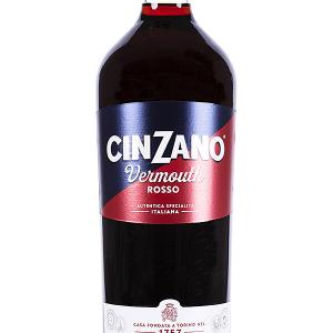 Vermut Cinzano Rojo 1 Litro