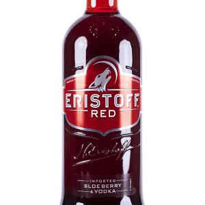Vodka Eristoff Roter Red 1 Litro