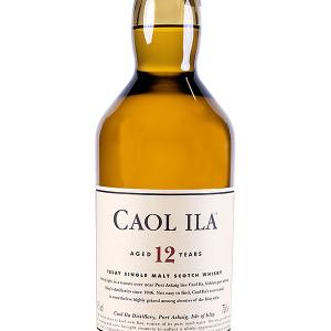 Whisky Caol Ila 12 Años 70 cl