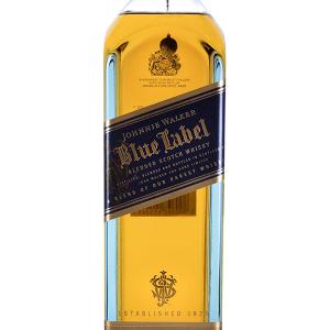 Whisky Johnnie Walker Etiqueta Azul 70cl
