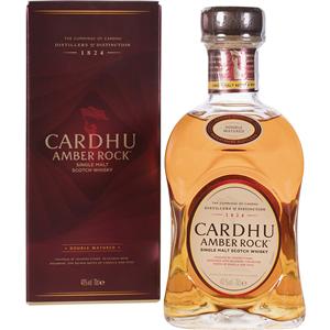 Whisky Cardhu Ambar Rock 70cl