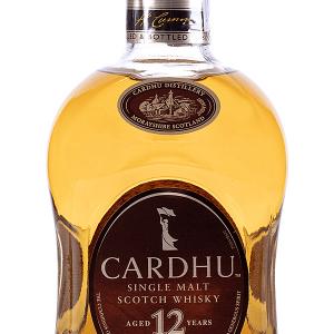 Whisky Cardhu 12 Años 70cl