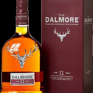 Whisky Dalmore Malta 12 Años 70cl