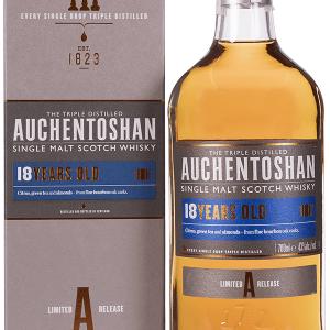 Whisky Auchentoshan Malt 18 Años