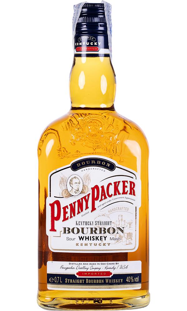 Bourbon Penny Packer 70cl