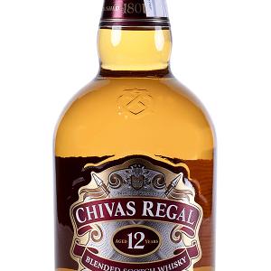 Whisky Chivas 12 Años 70cl