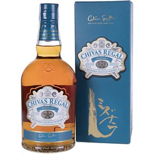 Whisky Chivas Mizunara 12 Años 70cl