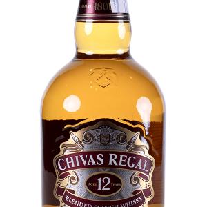 Whisky Chivas 12 Años sin Dosificador 70cl