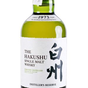 Whisky Suntory Hakushu Distiller's Reserve 70cl