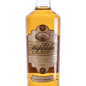 Whisky Highlander 1 Litro