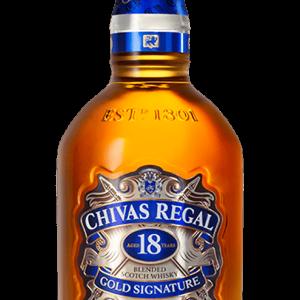 Whisky Chivas 18 Años 70cl