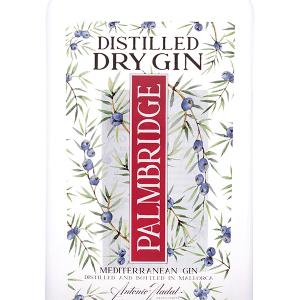 Gin Palmbridge Petaca Plástico 1 Litro