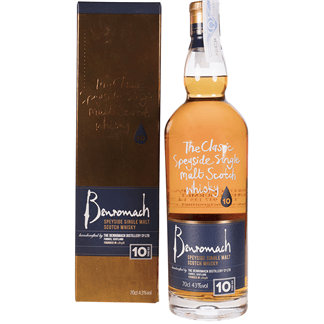 Whisky Benromach Malta 10 Años 70cl