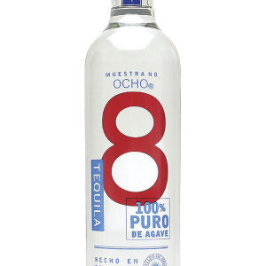 Tequila Ocho 8 Blanco 50cl