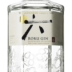Gin Roku Japan SE 70cl