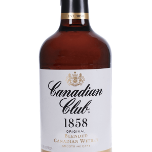 Whisky Canadian Club 1 Litro