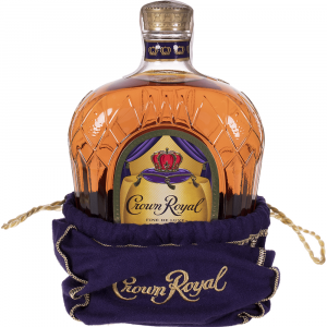 Whisky Crown Royal Canadian 1 Litro