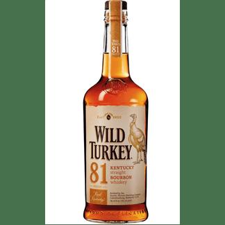 Whisky Wild Turkey 81 70cl
