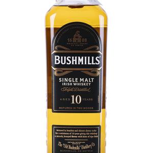 Whisky Bushmills 10 Años 70cl