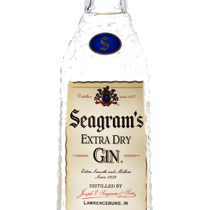 Gin Seagram's Extra Dry 70cl