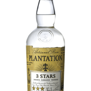 Ron Plantation 3 Stars Blanco 70cl
