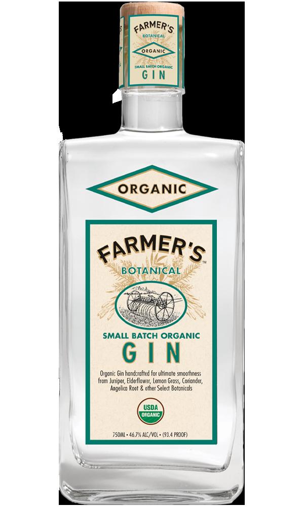 Ginebra Farmer´s Organic 70cl