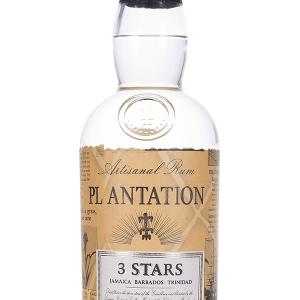 Ron Plantation 3 Stars Blanco 1 Litro