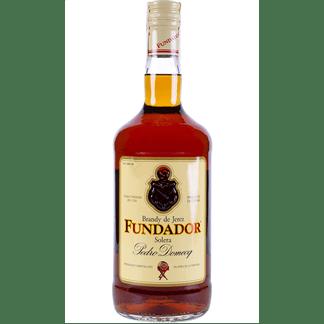 Brandy Fundador 1 Litro