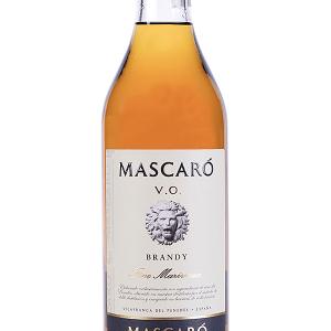 Brandy Mascaró VO 70cl