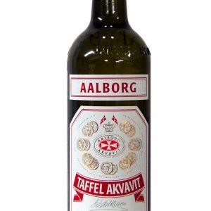 Aguardiente Aalborg Akuavit Taffel 1 Litro
