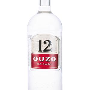 Anís Ouzo 12 1 Litro