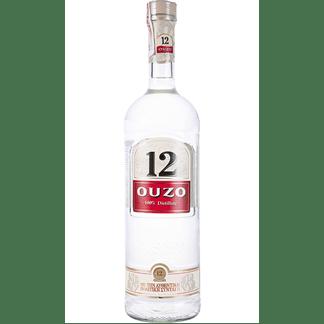 Licor Ouzo 12 70cl