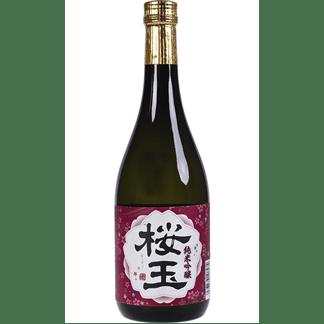 Sake Ougyoku Junmai Ginjo 75cl