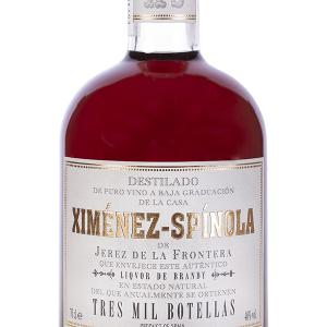 Brandy Ximenez Spinola 3.000 Botellas