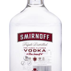 Vodka Smirnoff Petaca 35cl